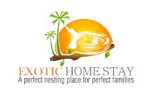 Exotic Home Stay, Panchgani Logo